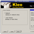 Kleo Choose Destination